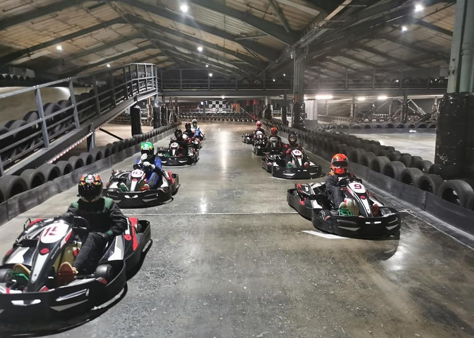 Featured image for TeamSport Go Karting Bradford