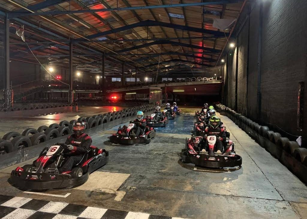 TeamSport Go Karting Brighton