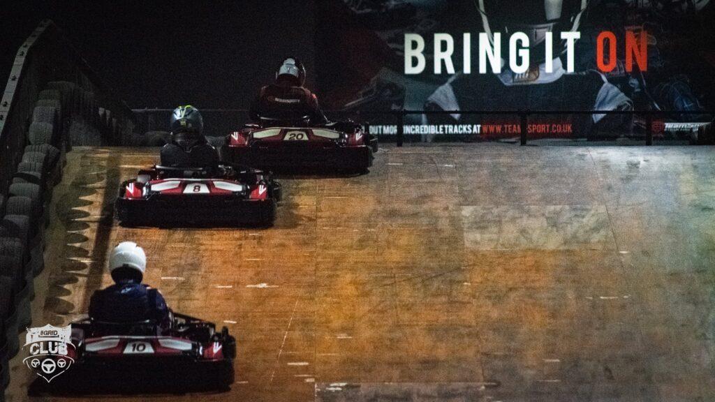 TeamSport Go Karting Liverpool