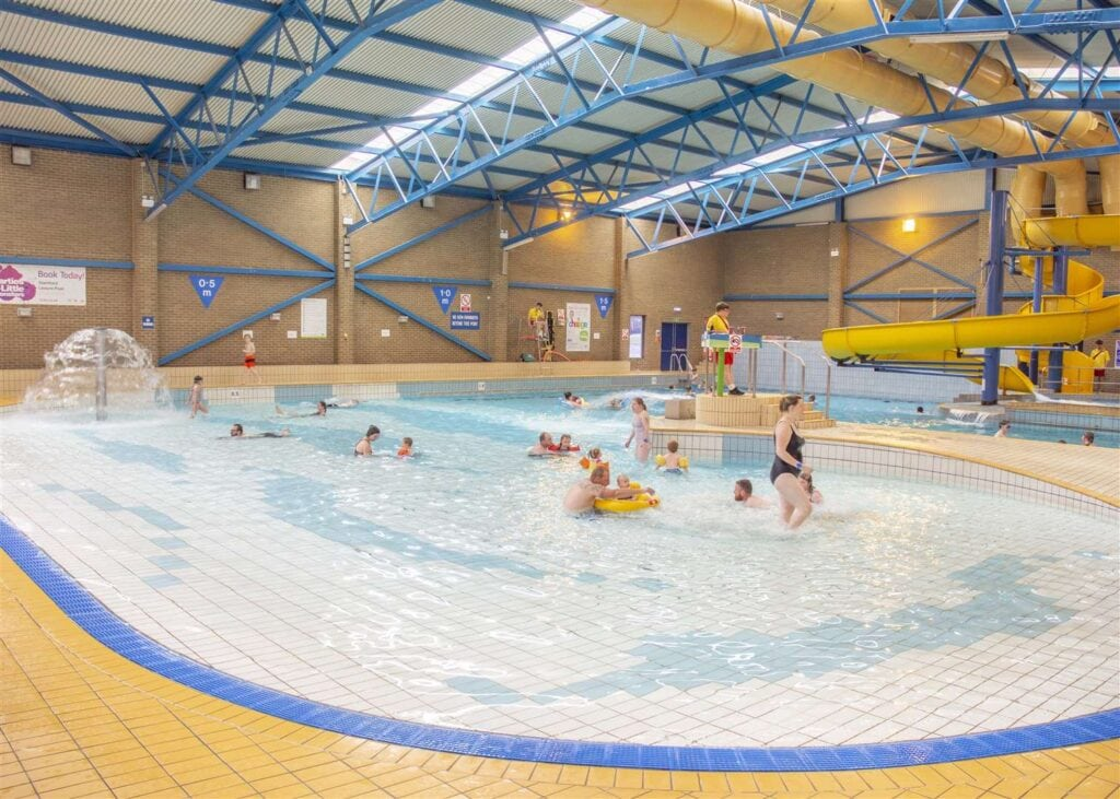 Stamford Leisure Pool
