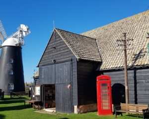 Burwell Museum and Windmill