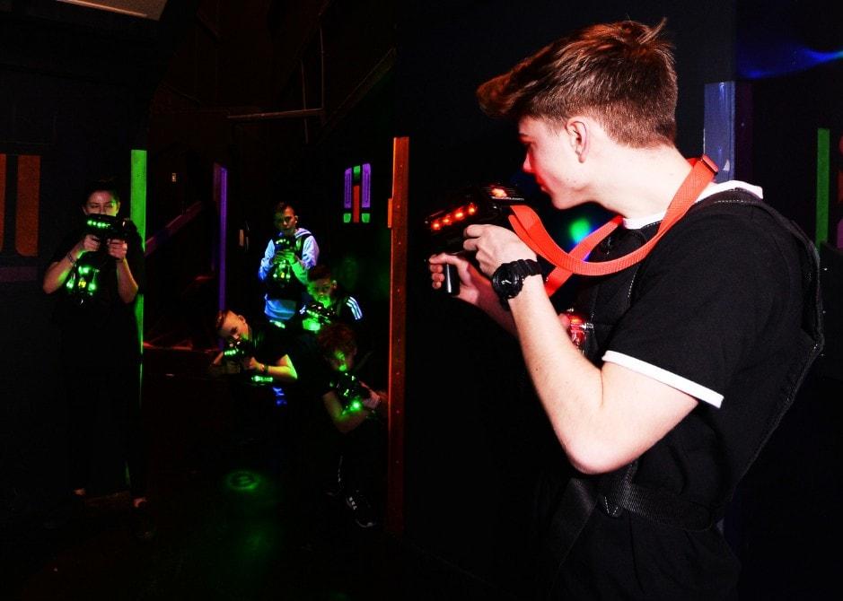 Featured image for Laser Combat Birmingham