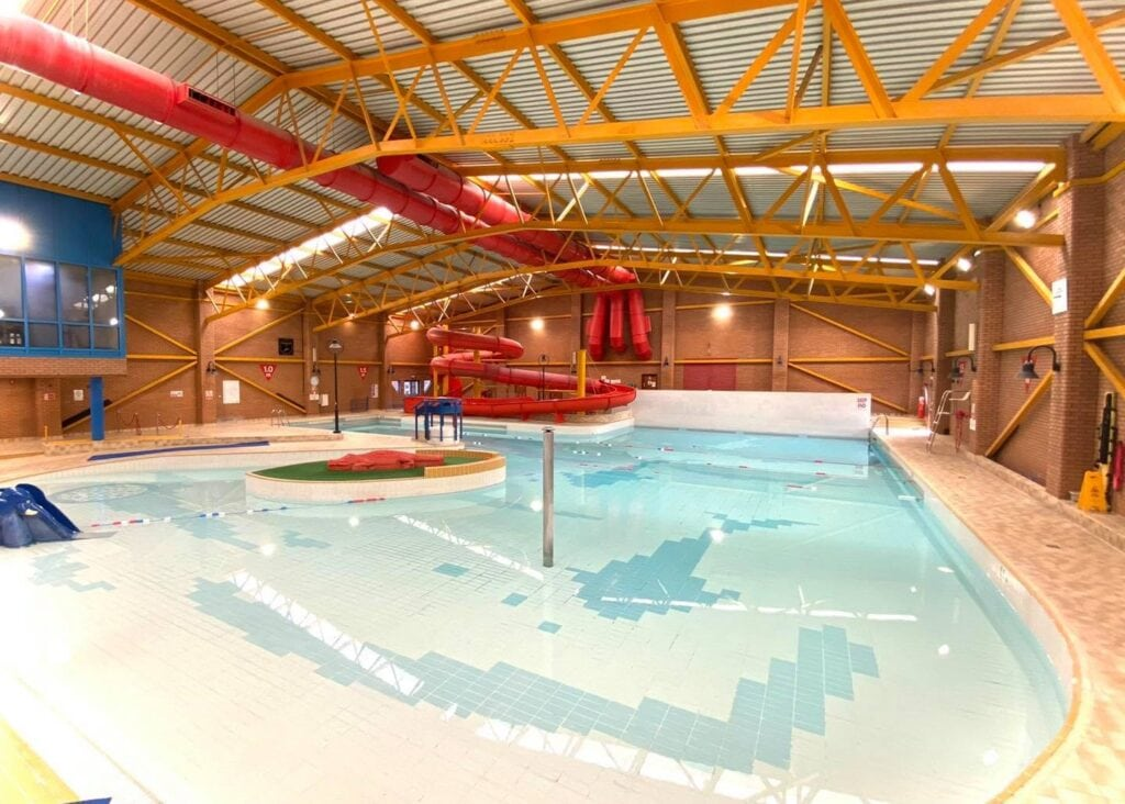 Bourne Leisure Centre