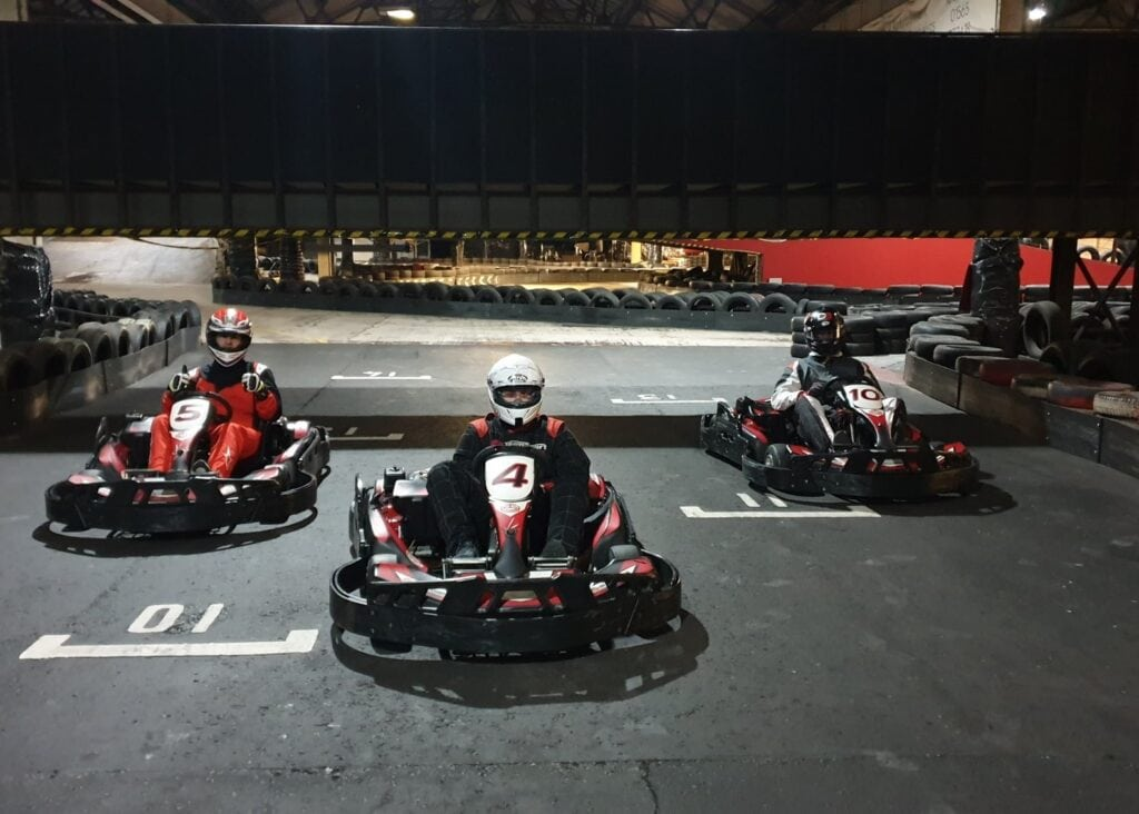 TeamSport Go Karting Warrington