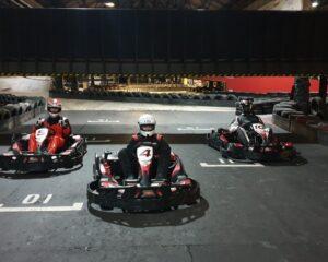 TeamSport Go Karting Warrington