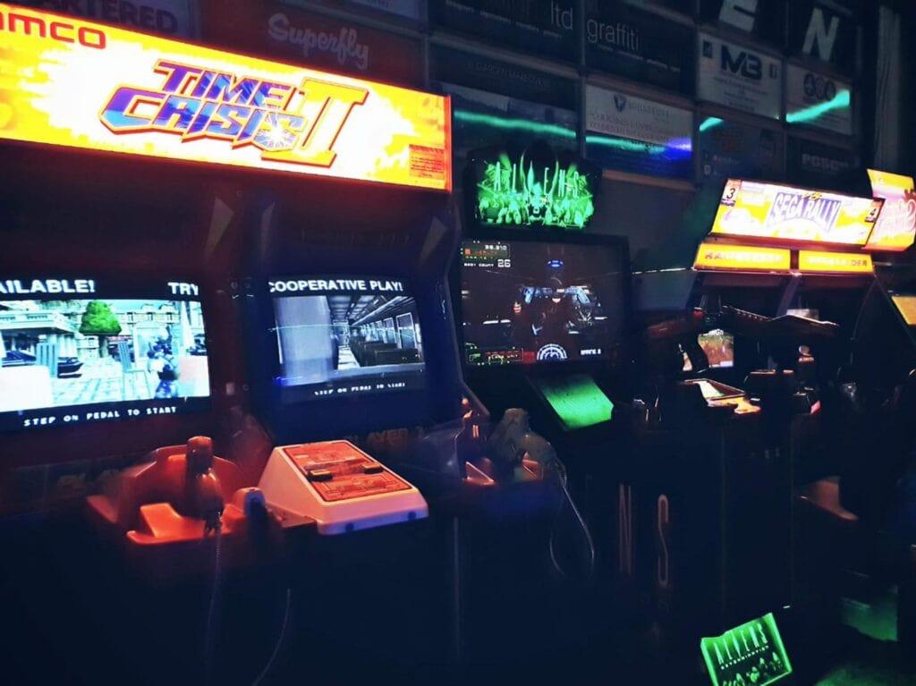 The Arcade Warehouse