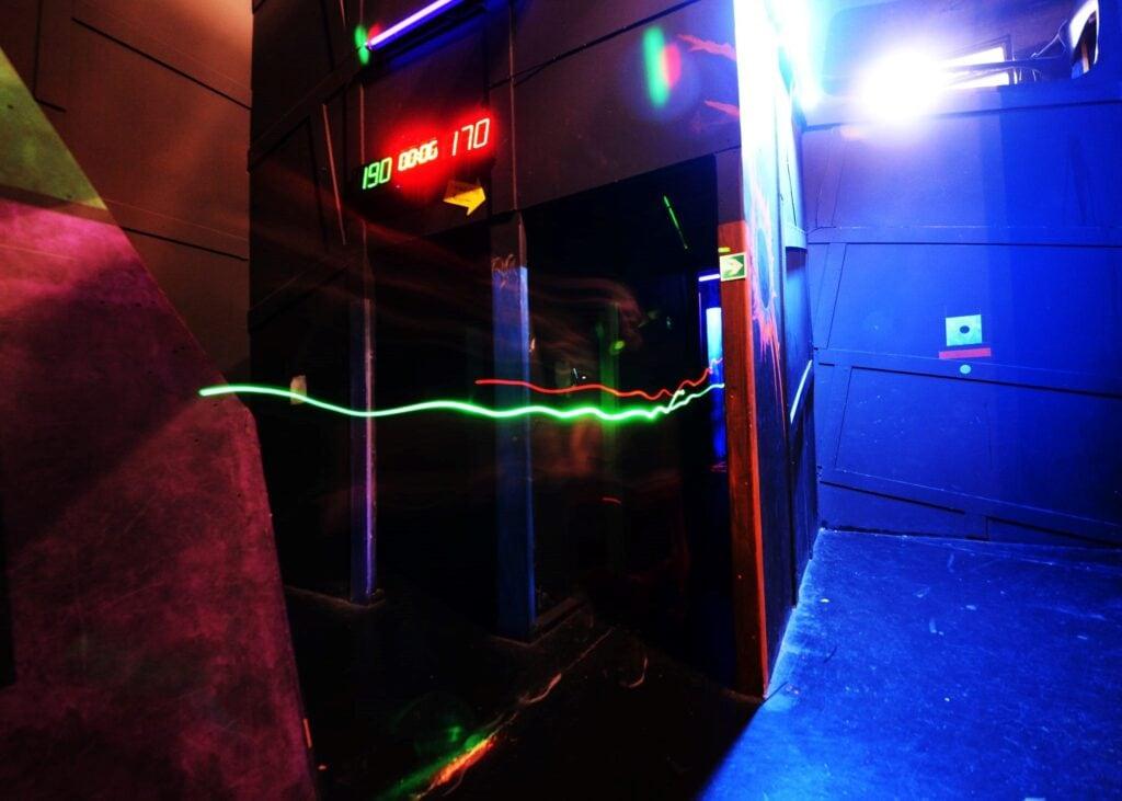 Laser Combat Bristol