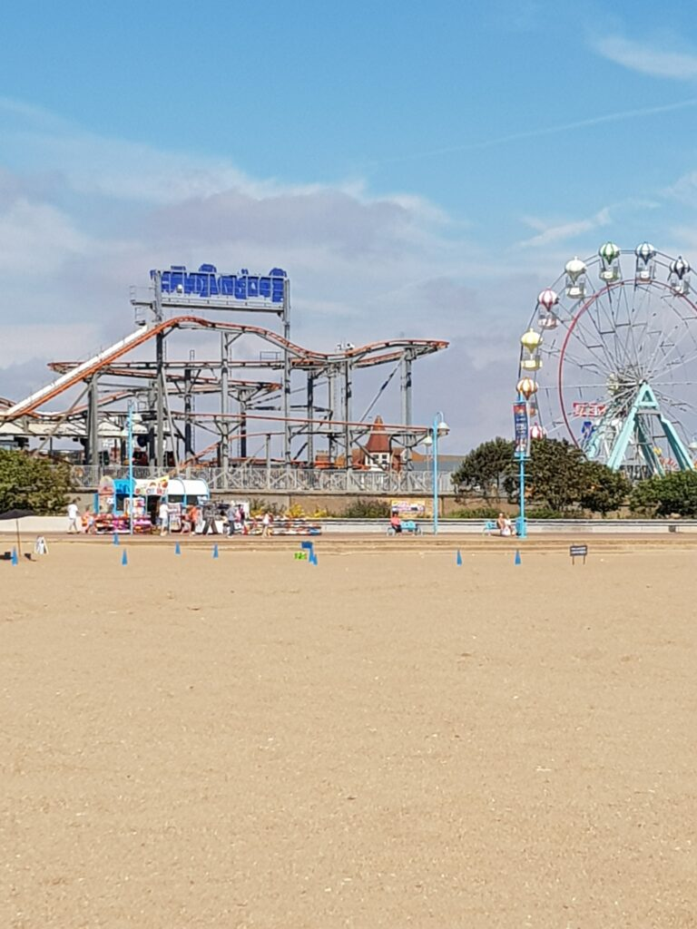 Featured image for Skegness Beach