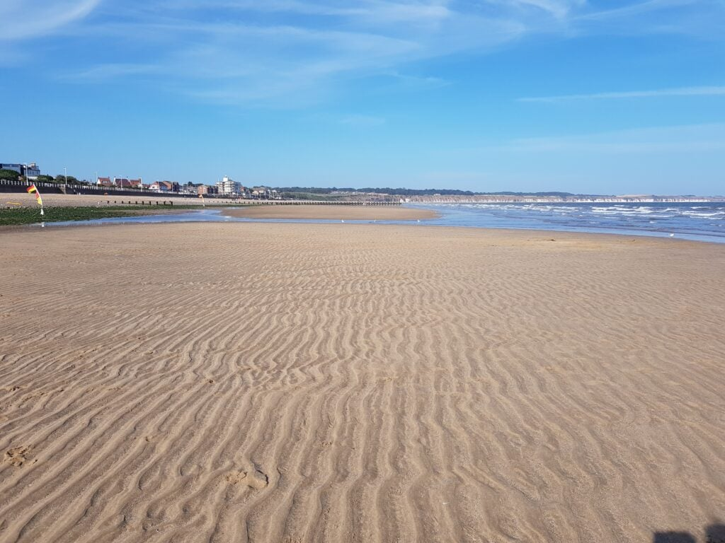 Bridlington North Beach