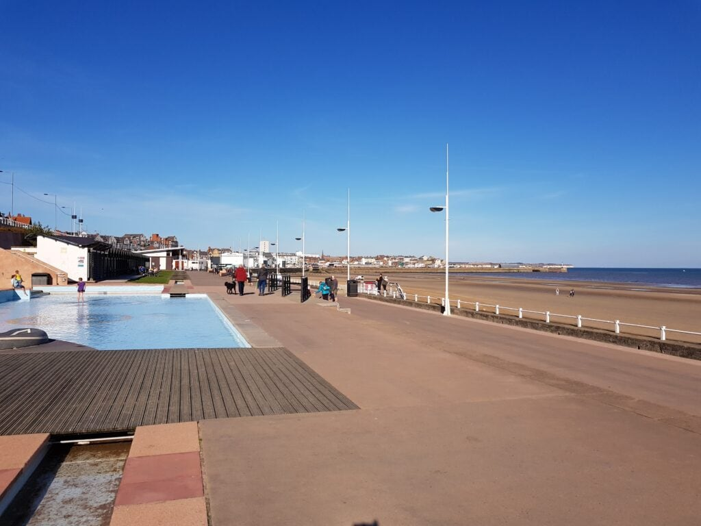 Bridlington South Beach