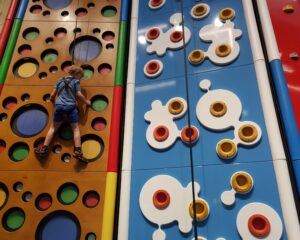 Clip 'N Climb - East Riding Leisure Bridlington