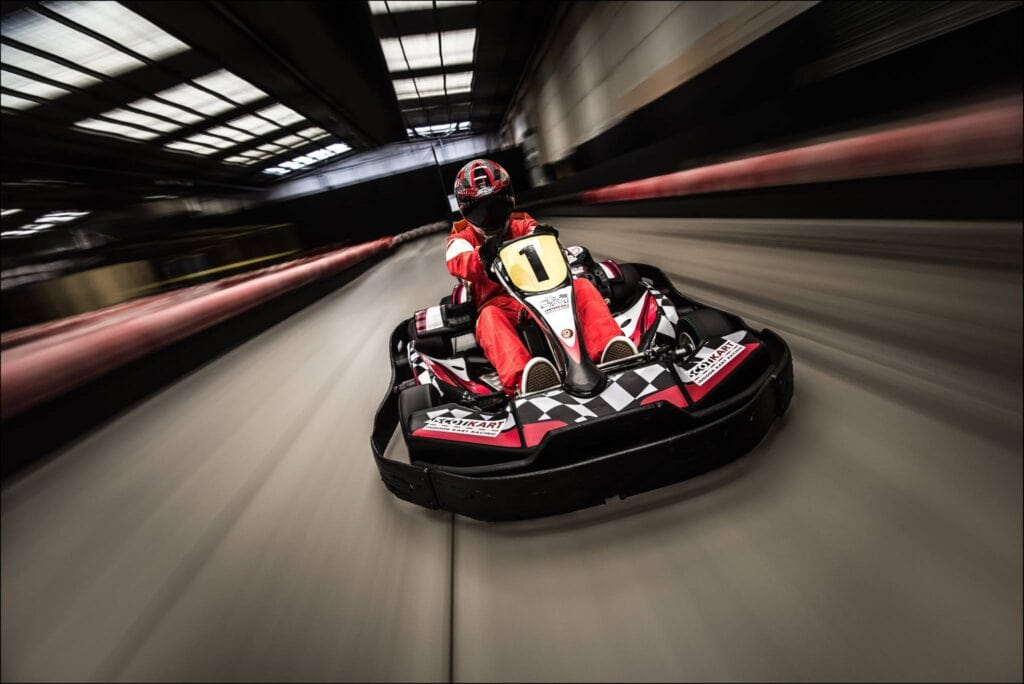 ScotKart Go Karting Glasgow Clydebank
