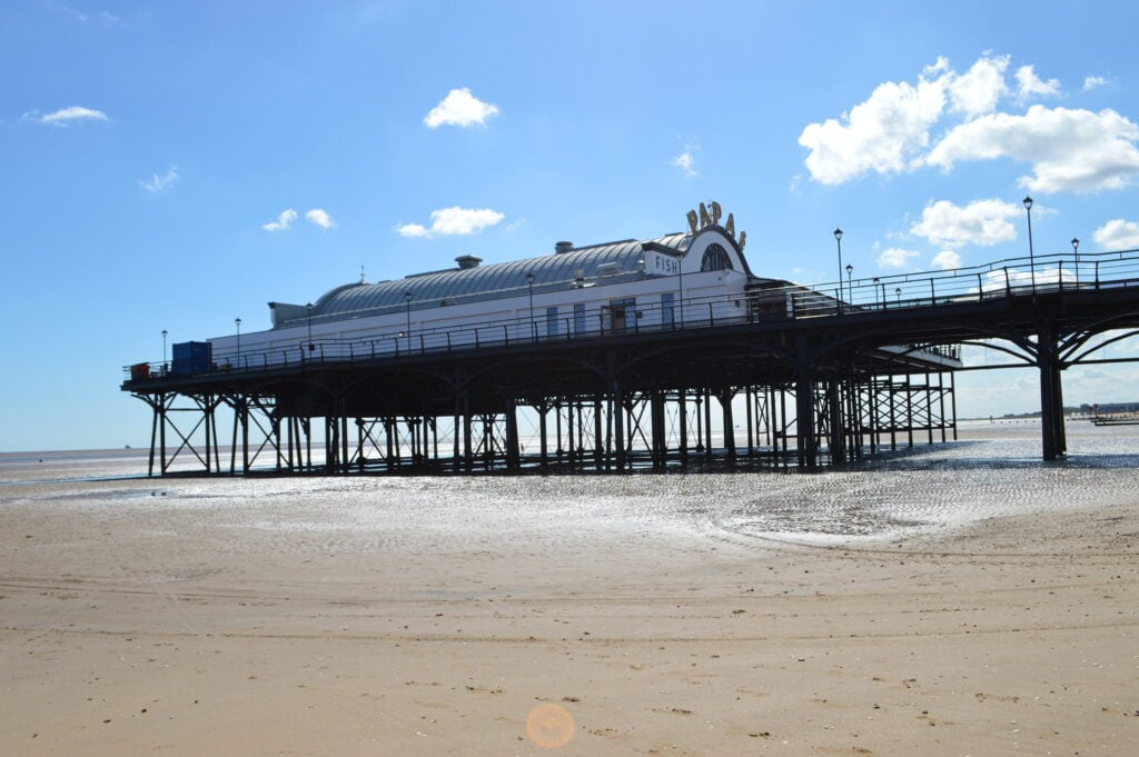 Featured image for Cleethorpes Beach