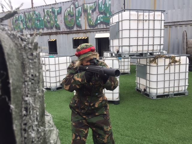 Combat City Tactical Laser Glasgow Cambuslang