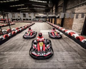 ScotKart Go Karting Glasgow Clydebank