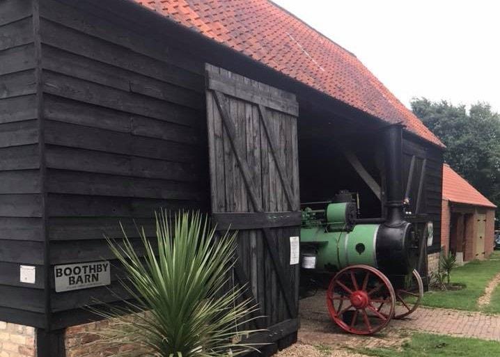 The Village church farm