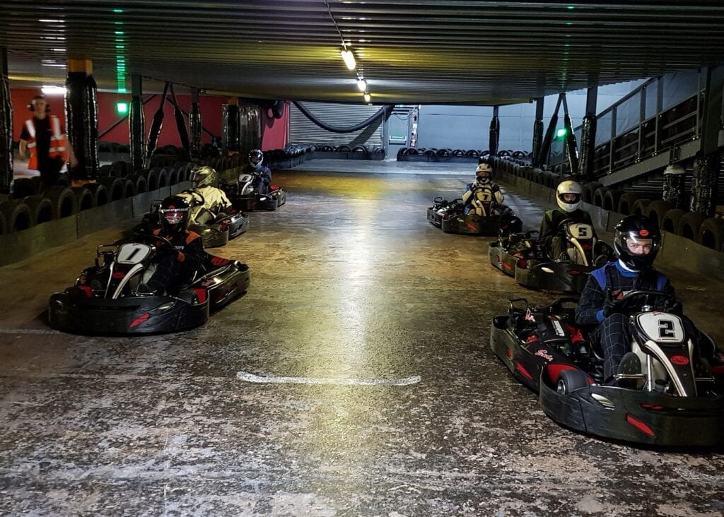Featured image for TeamSport Go Karting Cardiff