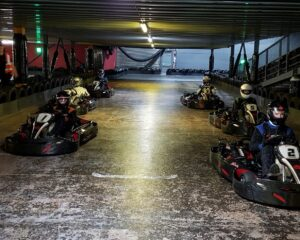 TeamSport Go Karting Cardiff