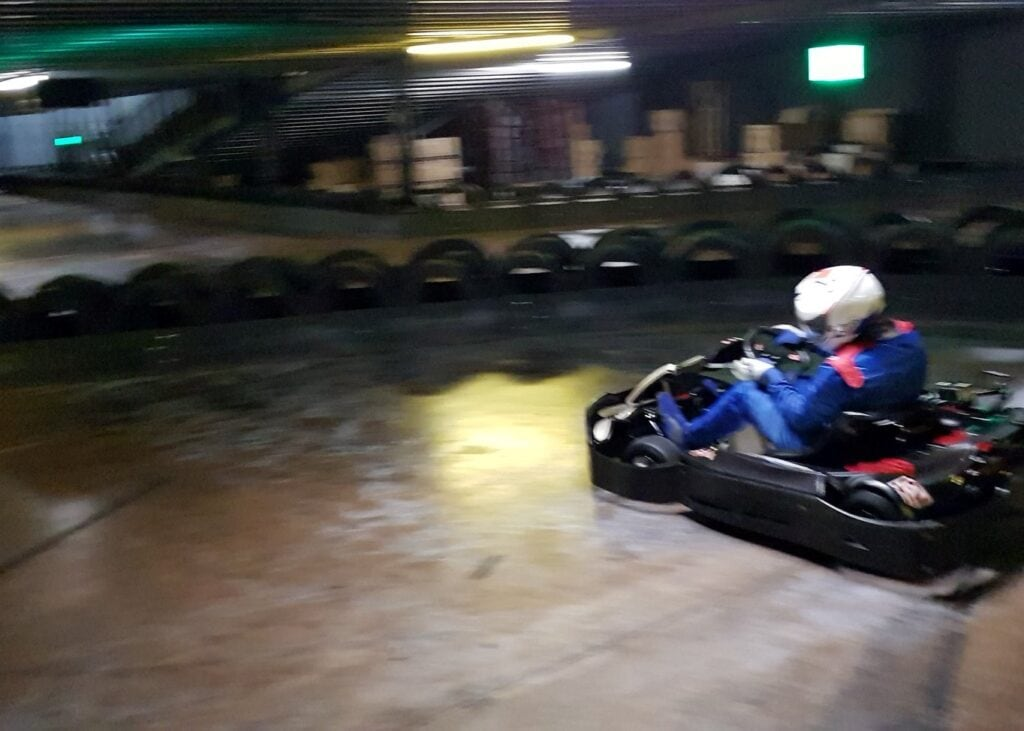 TeamSport Go Karting Cardiff