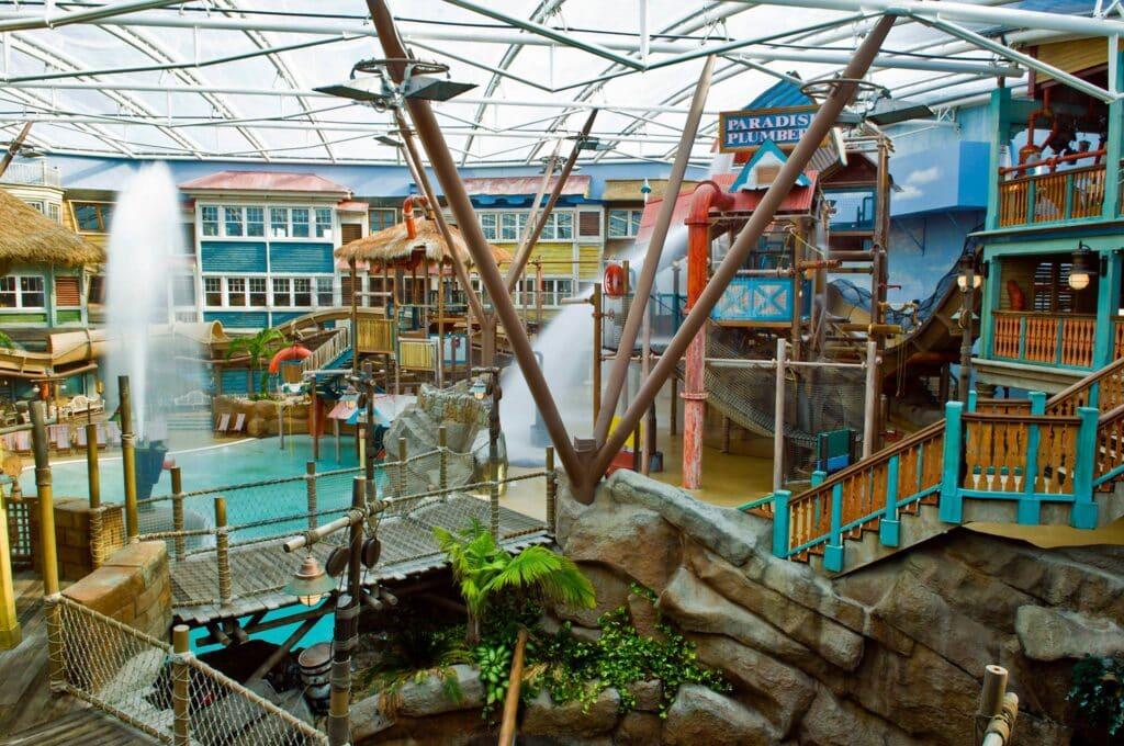 Alton Towers Waterpark