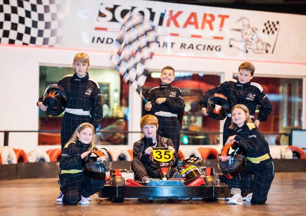 ScotKart Go Karting Glasgow Cambuslang