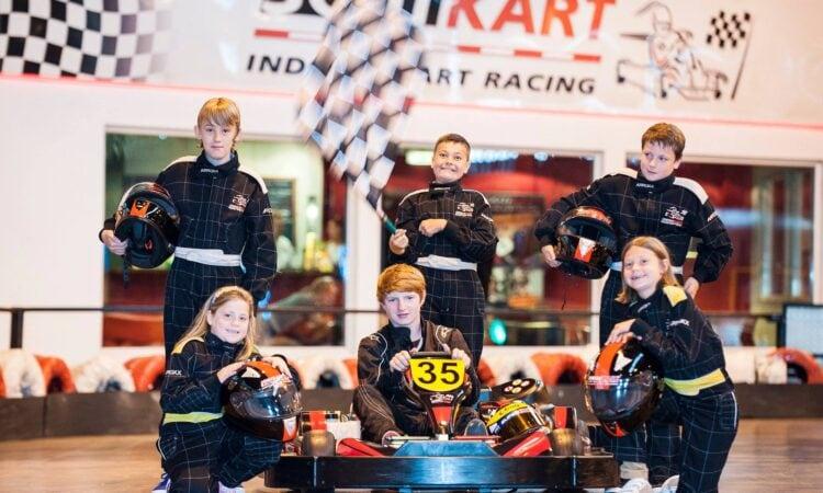 ScotKart Go Karting Dundee