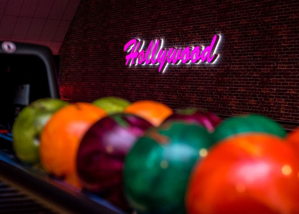 Hollywood Bowl Yeovil
