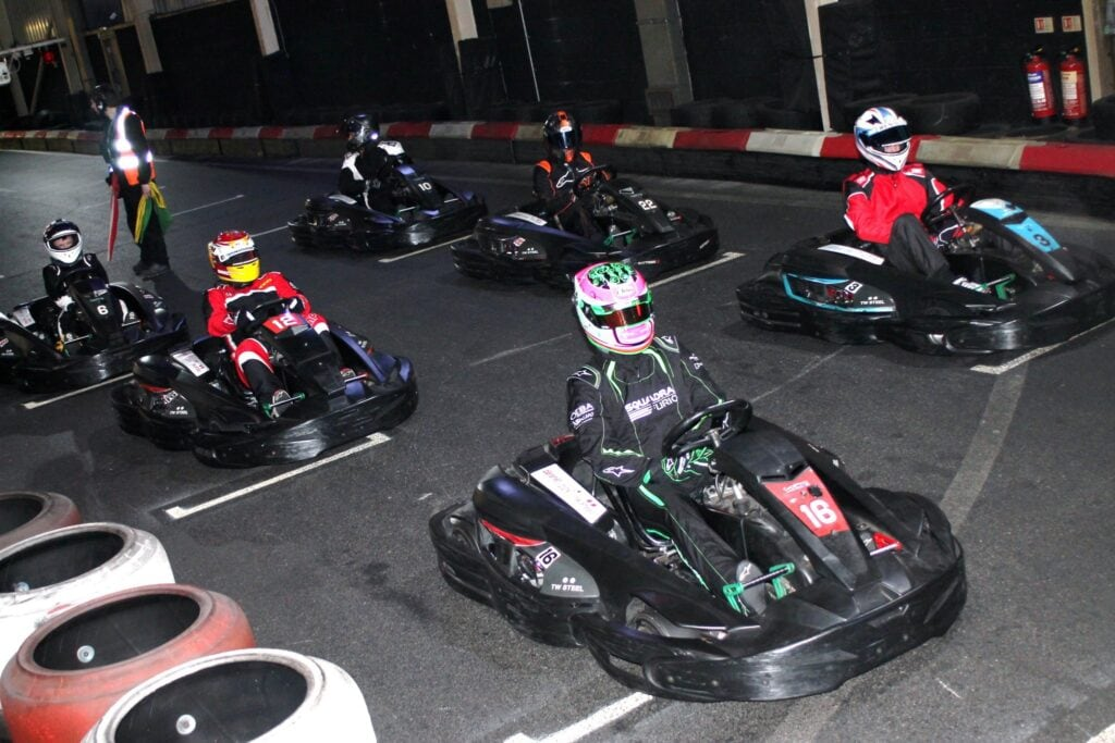 Featured image for TeamSport Go Karting Manchester Trafford Park