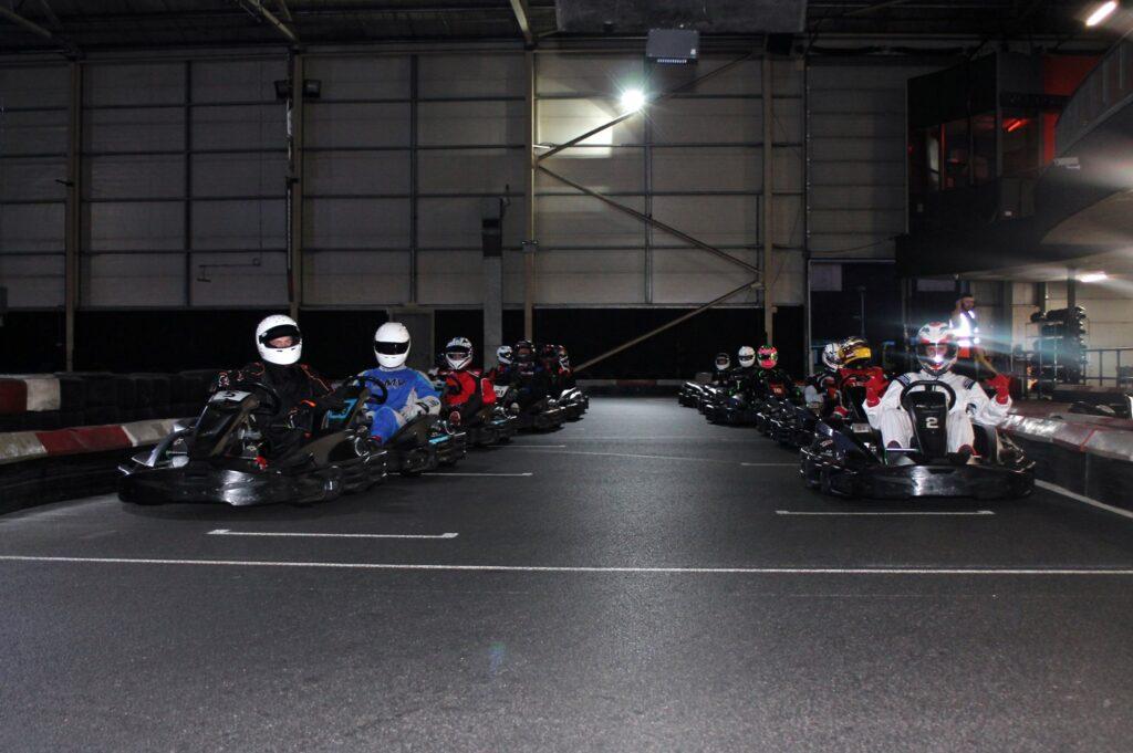 TeamSport Go Karting Manchester Trafford park