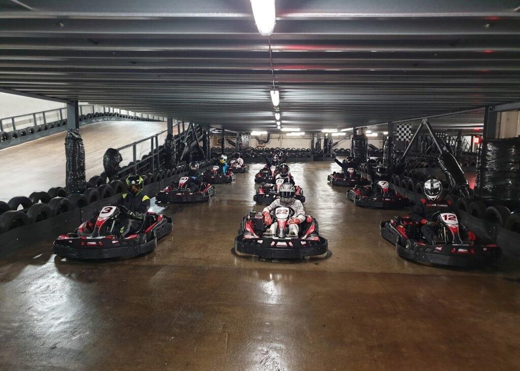 TeamSport Go Karting Bristol