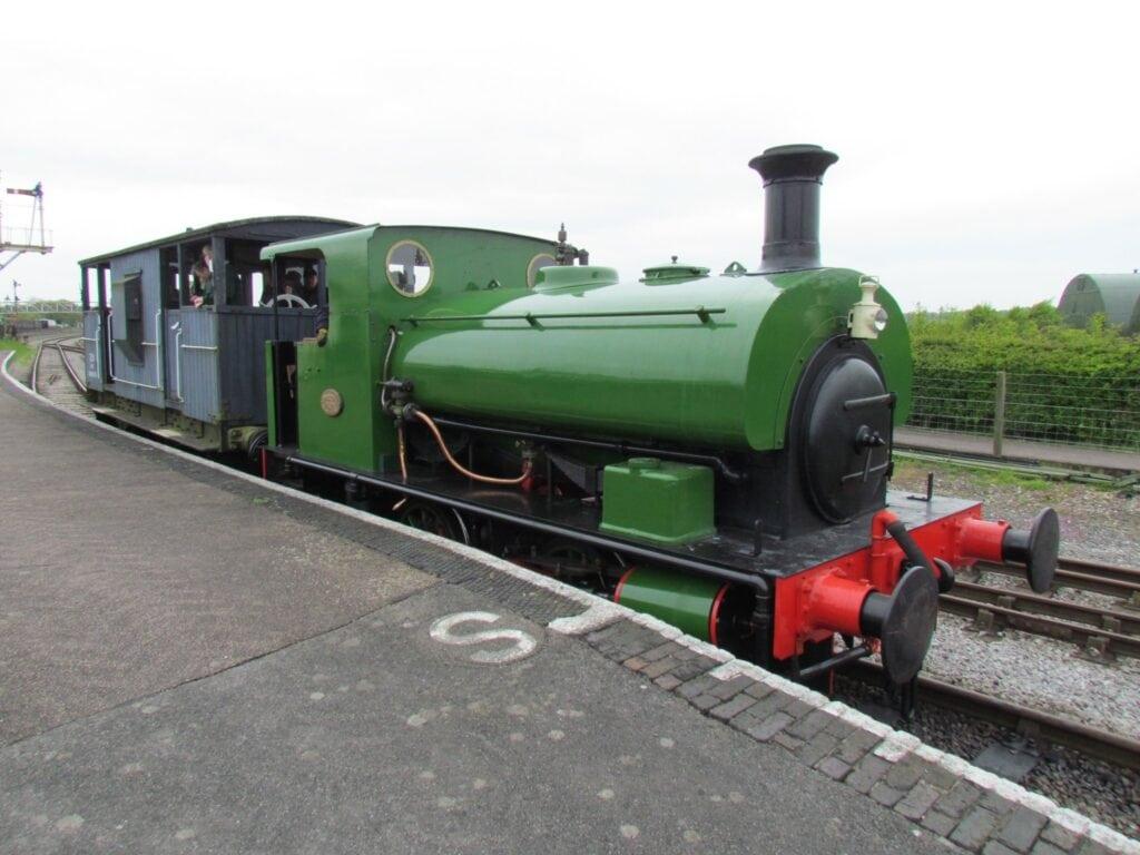 Thumbnail for Buckinghamshire Railway Centre