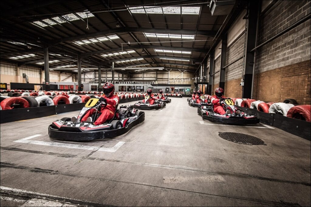 Featured image for ScotKart Go Karting Glasgow Cambuslang