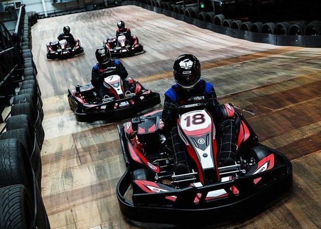 TeamSport Go Karting Preston