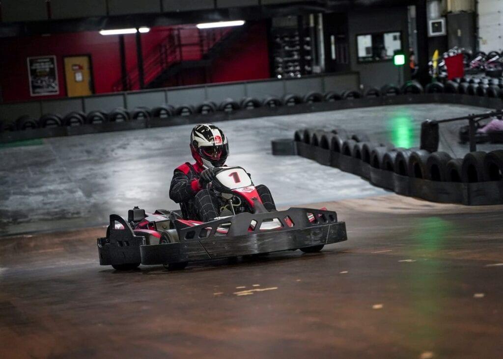 TeamSport Go Karting Nottingham
