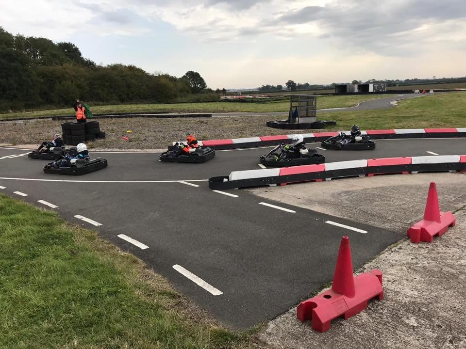 Raceway Kart Centre Ltd