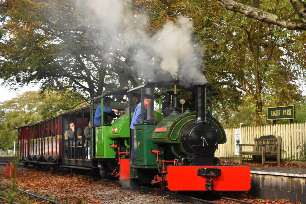 Thumbnail for Leighton Buzzard Railway