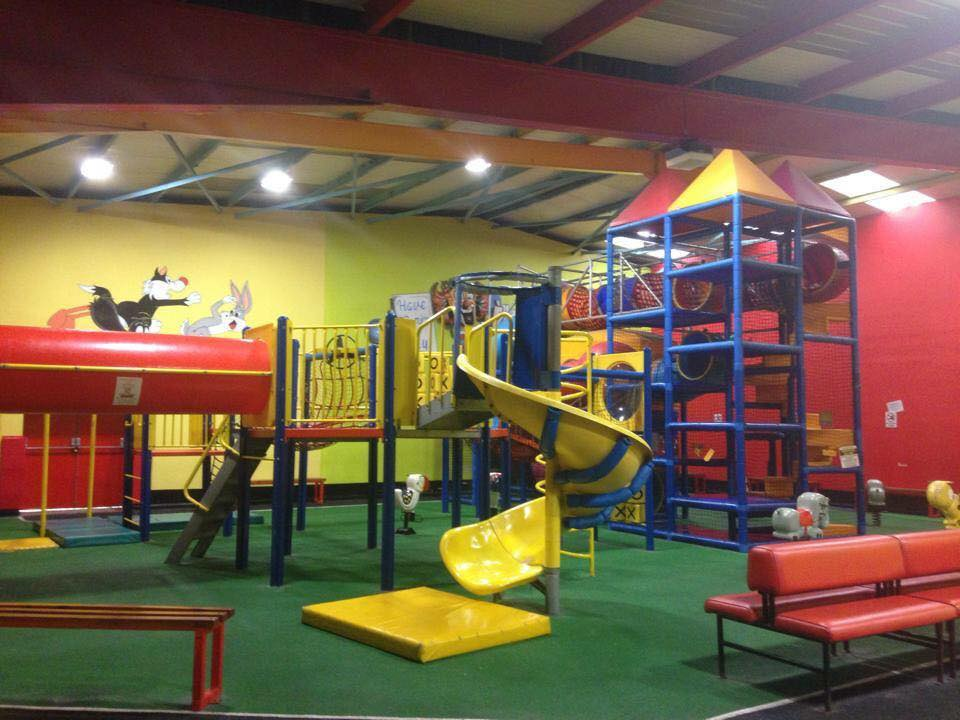 Tiny Tots Village Indoor Playzonev