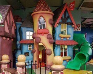 Tiny Tots Village Indoor Playzone