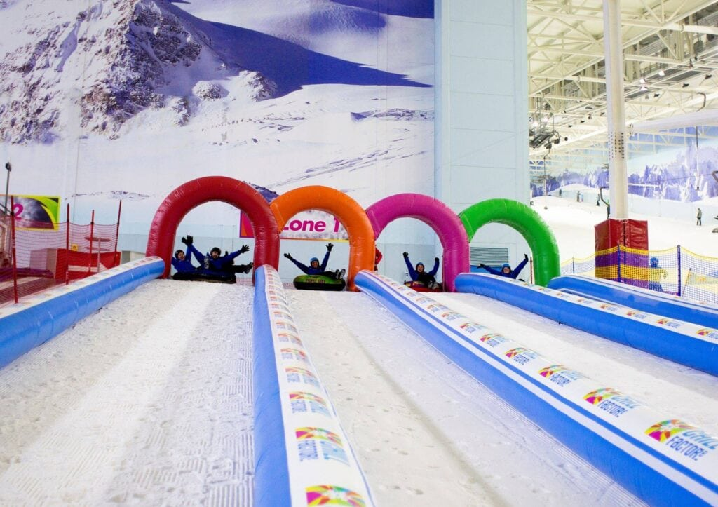 Chill Factore Manchesterv