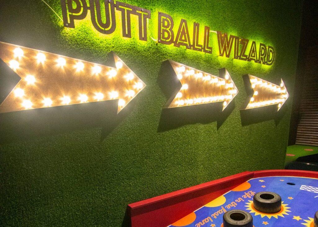 Putt Club Crazy Golf Hull