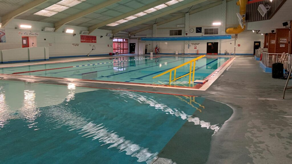 Geoff Moulder Leisure Complex