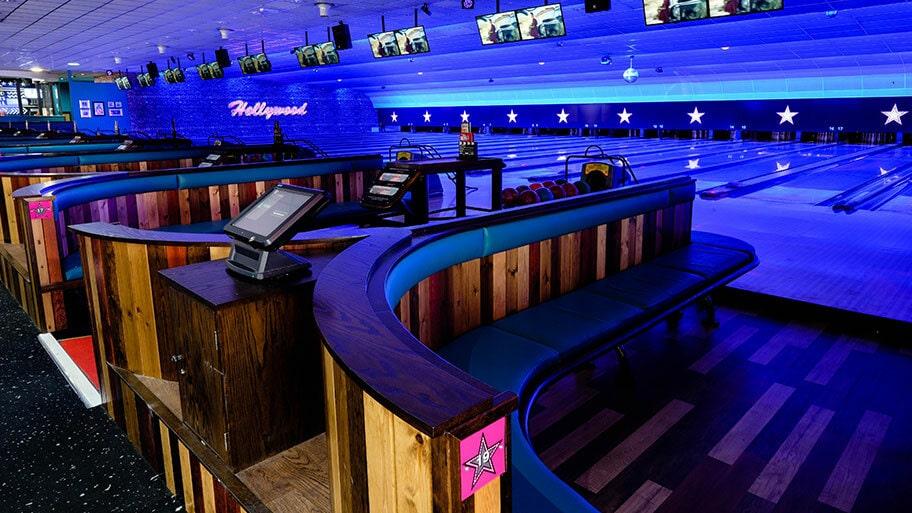 Hollywood Bowl Birmingham Rubery