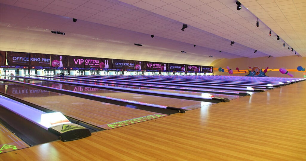 Thumbnail for AMF Bowling Wellingborough