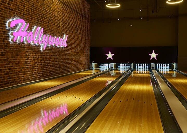 Hollywood Bowl Finchley