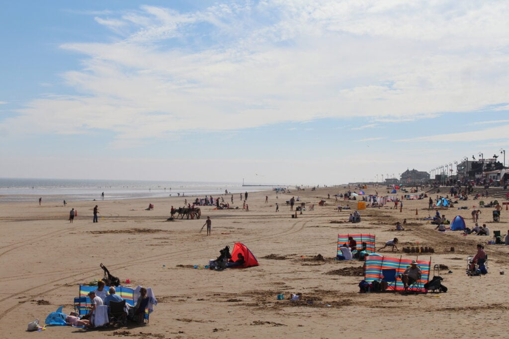 Featured image for Mablethorpe Beach