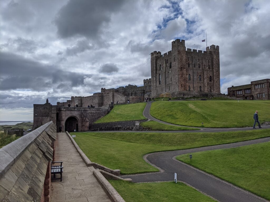 Featured image for Bamburgh Castle