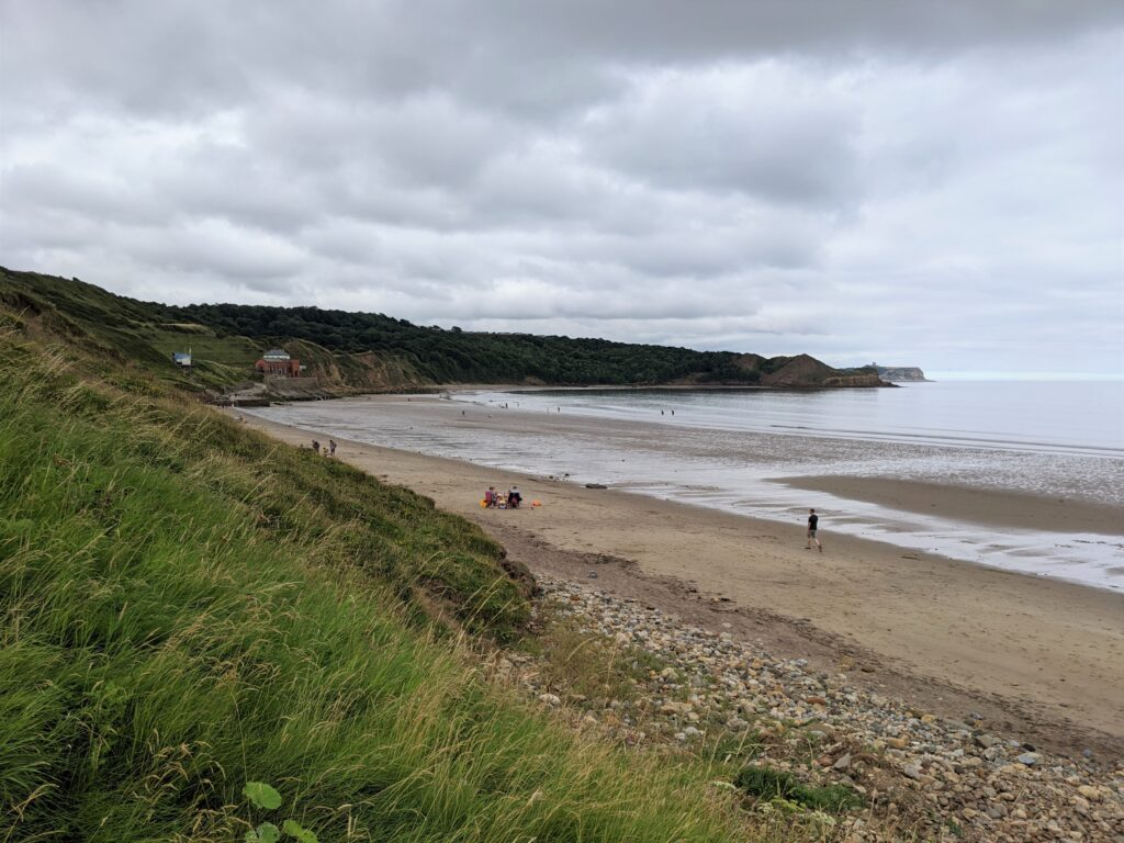 Featured image for Cayton Bay Beach