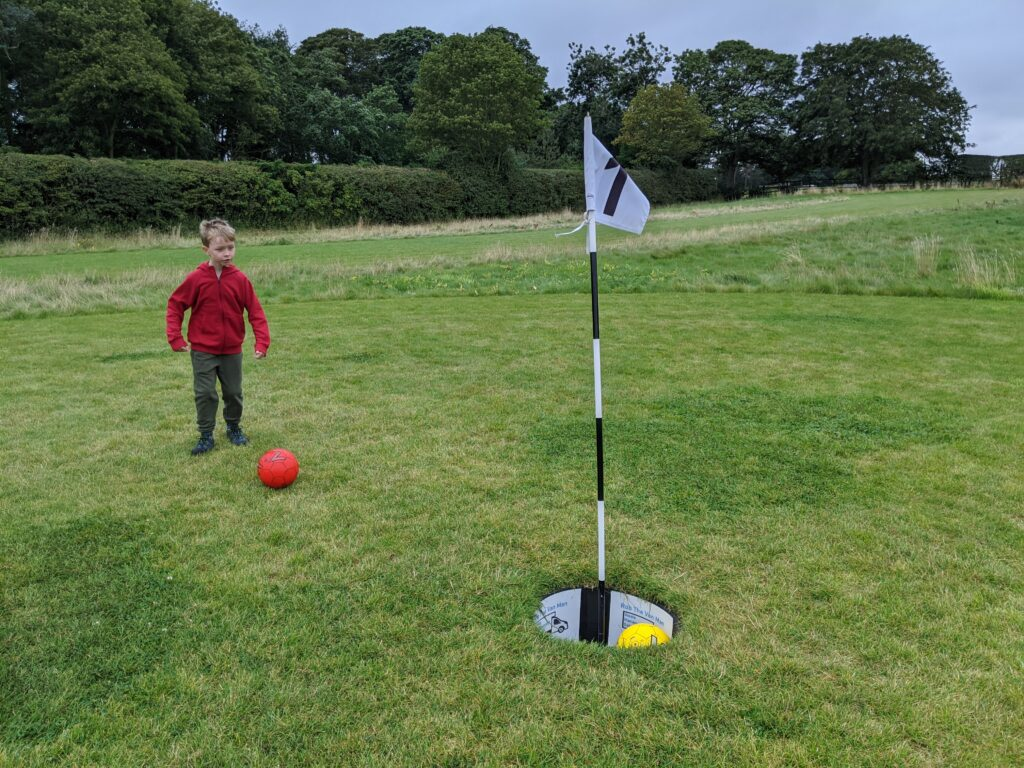 Featured image for Scarborough Footgolf