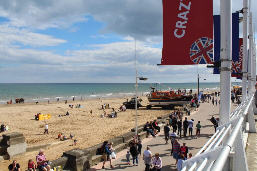 Featured image for Bridlington South Beach