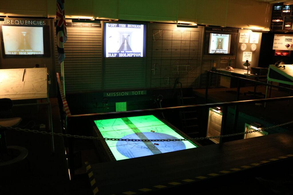 RAF Holmpton - Visit the Bunker